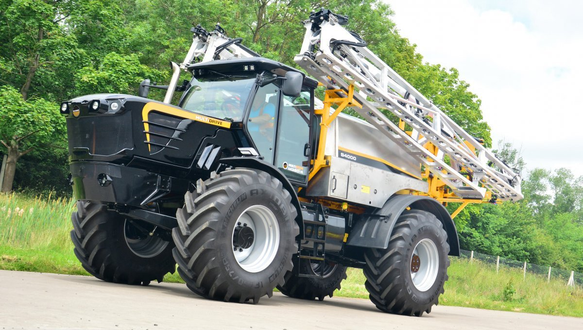 McConnel Limited | Sprayers & Spreaders