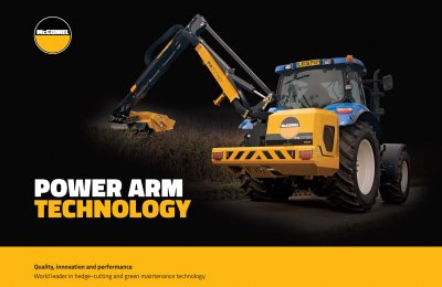 Power Arm Technology Brochure