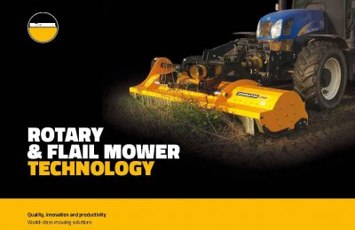 Rotary & Flail Mower Technology Brochure