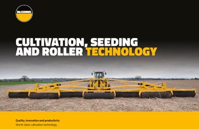 Cultivation, Seeding & Roller Brochure