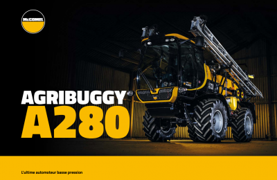 Agribuggy Brochure - French