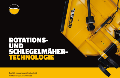 Rotary & Flail Mower Brochure - German
