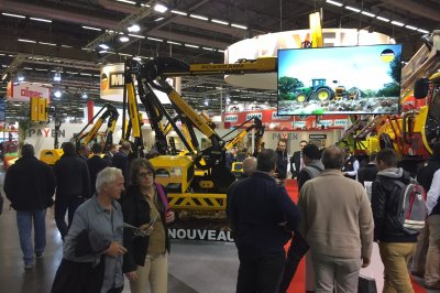 McConnel machines shine in SIMA spotlight