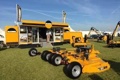 McConnel reveals exciting line-up for Cereals 2017
