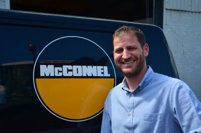 Key new appointment for McConnel in East and South East