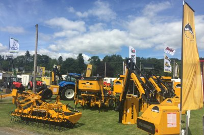 A sneak-peak at what's in store at the Royal Welsh Show