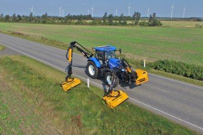 Danish demo tour takes McConnel show on the road!