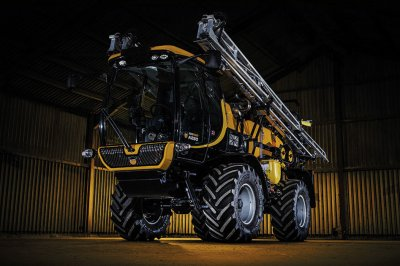 McConnel unveils Agribuggy self-propelled sprayer