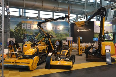 Innovative new machines on show at Agritechnica