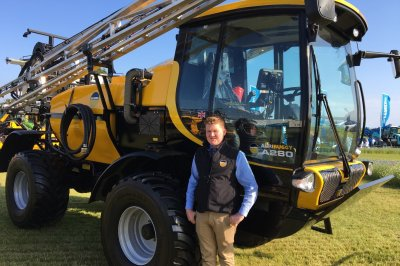 Key Appointment for Sprayer Team