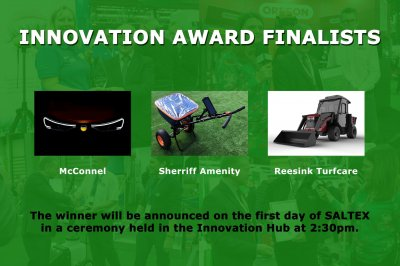 Finalists for Saltex Innovation Awards