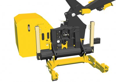 McConnel Limited | Mounting and stability