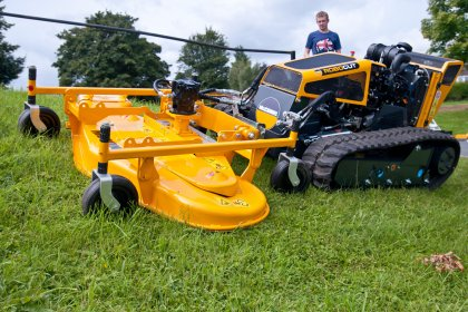 ROBO-Turf  Mower