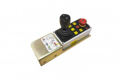 McConnel Limited | Power Arm Controls