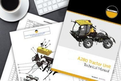 Sprayer technical documentation